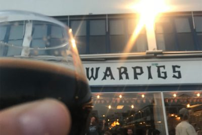 A toast to Warpigs
