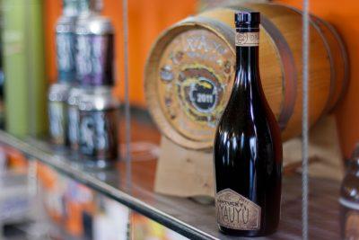 A lovely bottle of Baladin Xyauyù Kentucky