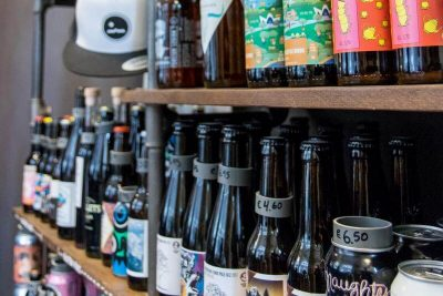 Which bottle or can to pick at Free Beer Co.?