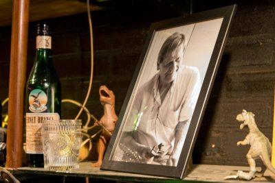 The photo of  Eddy Elsdijk at Proeflokaal De Riddert